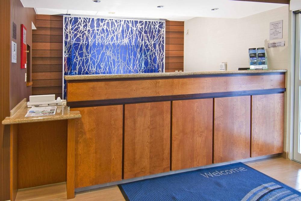 Gallery image of Fairfield Inn by Marriott Jackson Airport Pearl