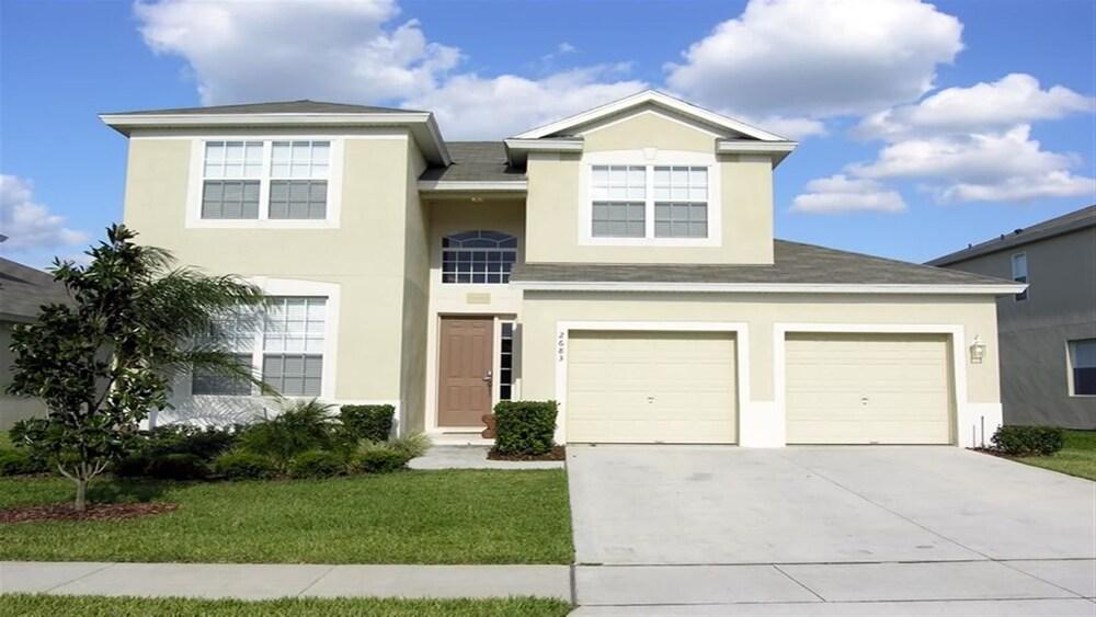 Villa 2683 Manesty Lane Windsor Hills Orlando