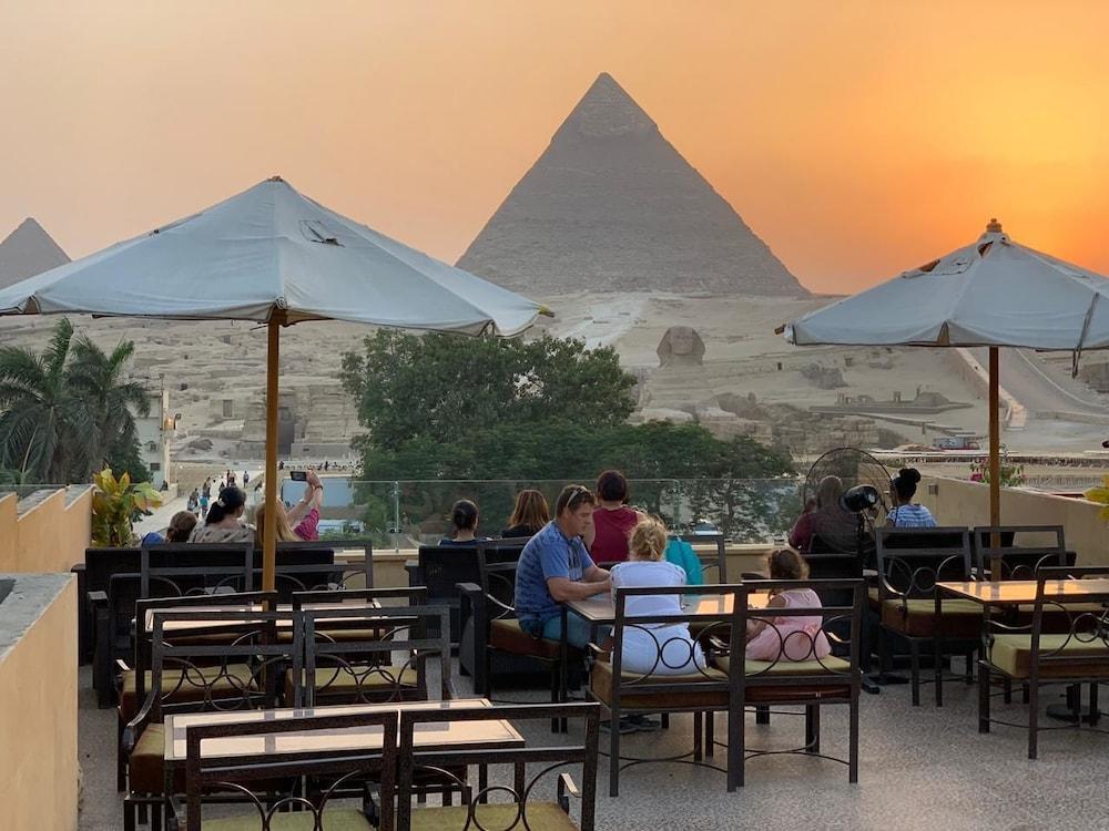 Giza Pyramids View Inn