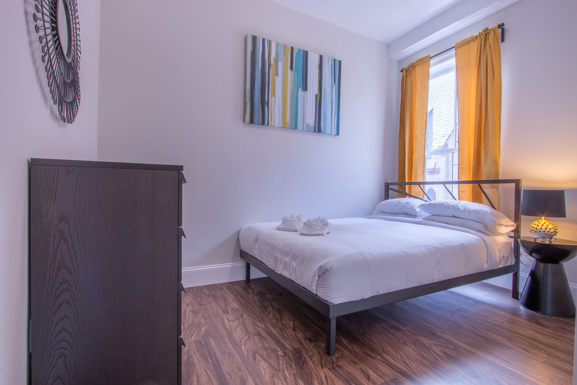 Sunny 1BR in South End by Sonder