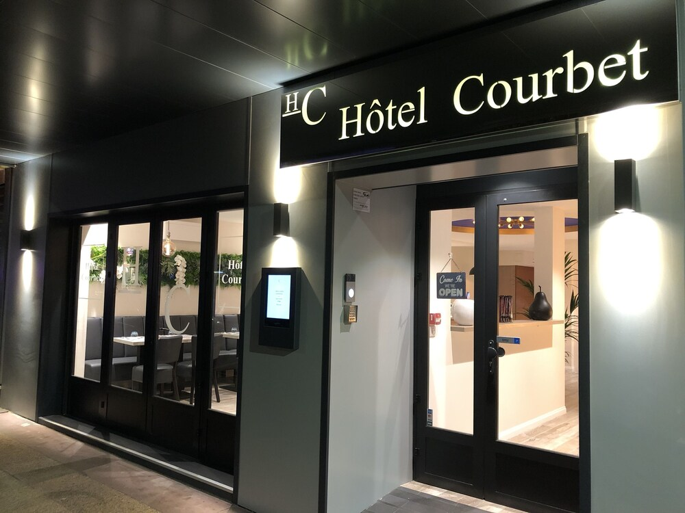 Gallery image of Hotel Courbet