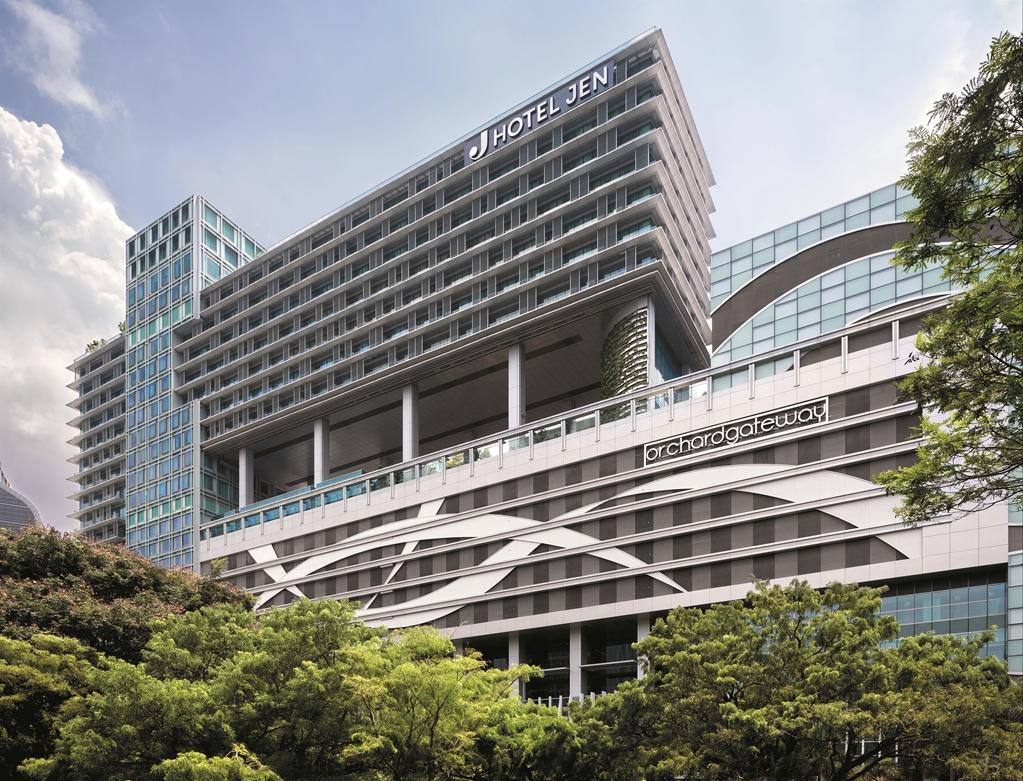 Hotel Jen Orchardgateway Singapore by Shangri La