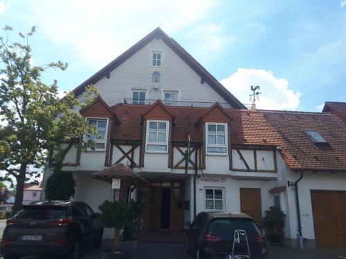 Hotel Pension Am Engelsberg