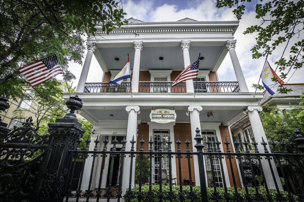 Rathbone Mansions New Orleans