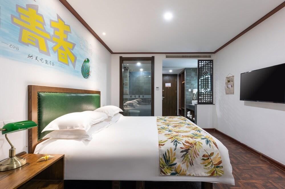 Nostalgia Hotel Tianjin Polar Ocean Park