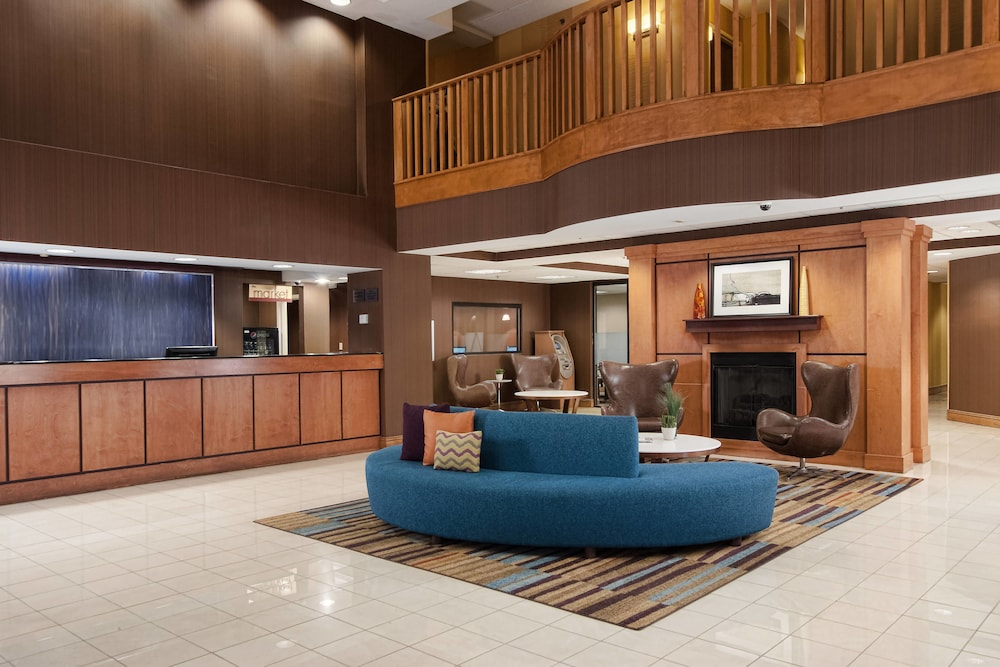 Fairfield Inn & Suites Atlanta Airport South Sullivan Road