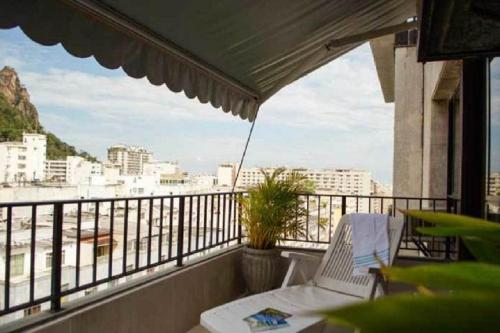 Cobertura Flat residencial Édipo Rei Copacabana