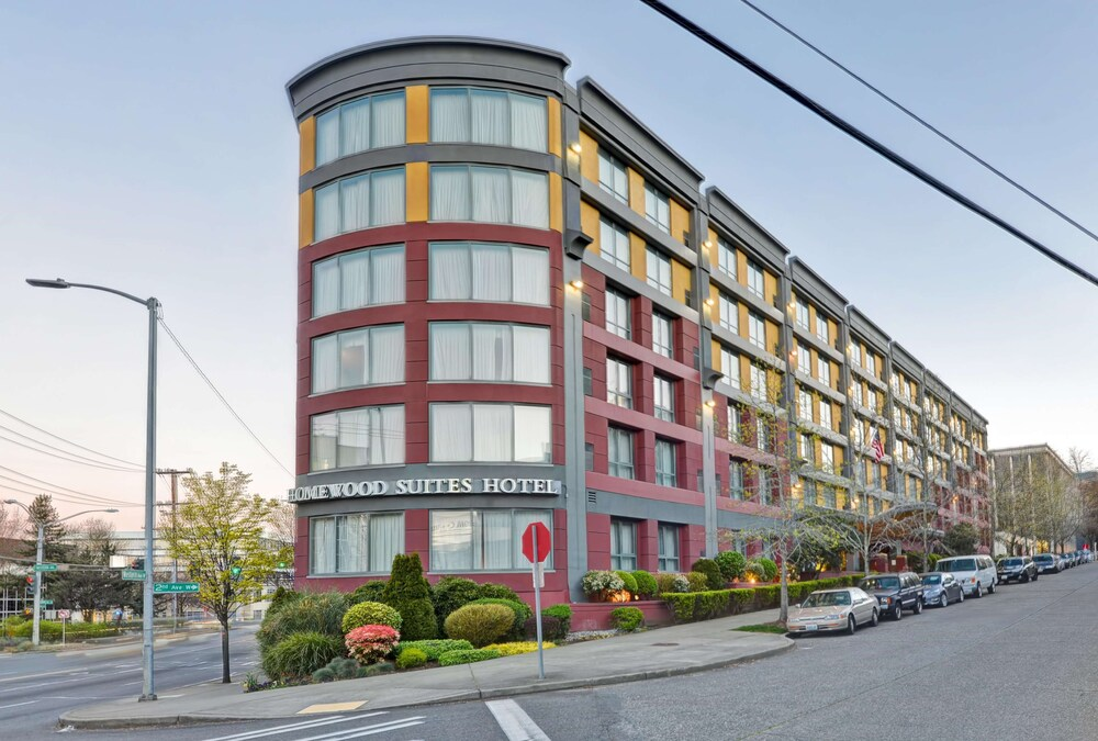 Homewood Suites by Hilton Seattle Downtown WA