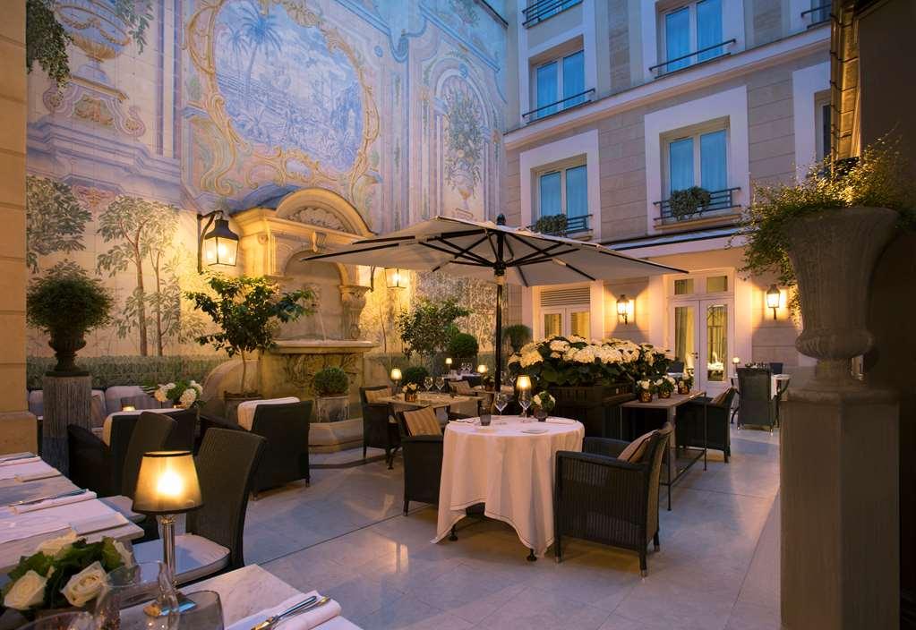 Castille Paris Starhotels Collezione
