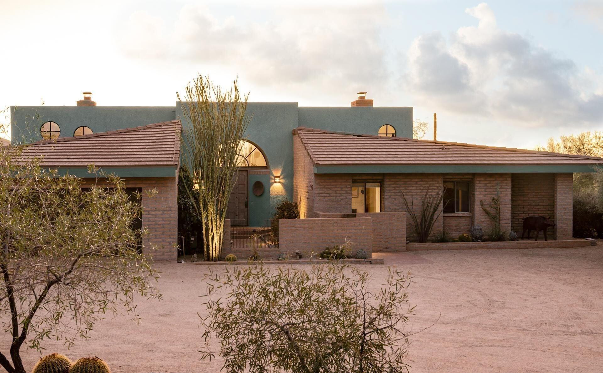 Paint Pony Saguaro 4 Bedroom Home