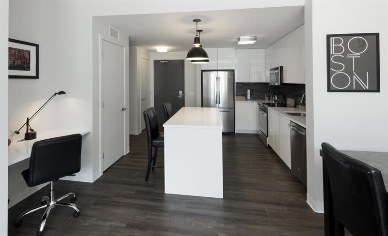 Hip 1BR in South End by Sonder