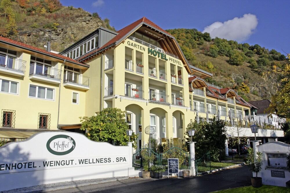 Gallery image of Gartenhotel & Weingut Pfeffel Dürnstein