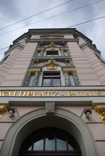 Waldplatzpalais