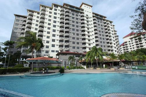 P Sea View Port Dickson Apartment