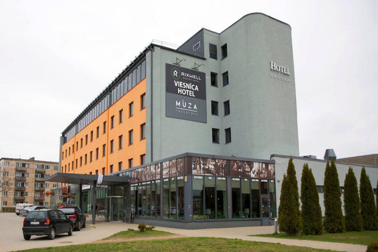 Rija Bauska Hotel