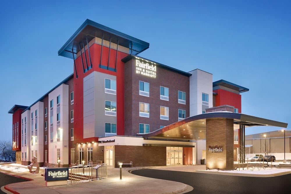 Fairfield Inn & Suites Denver West federal Center