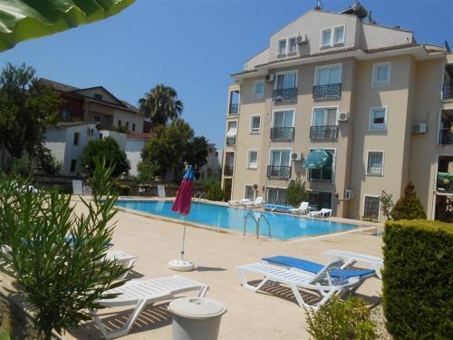 Fethiye 2 Bedroom Seaview Apartment