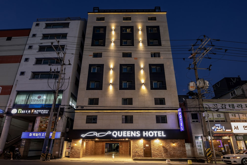 Queens Hotel Seomyeon Busan