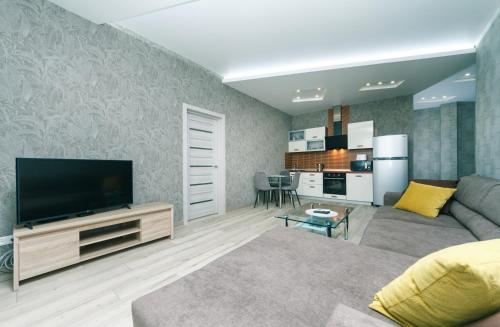 Two bedrooms. Lux. 44 Shota Rustaveli str. Centre
