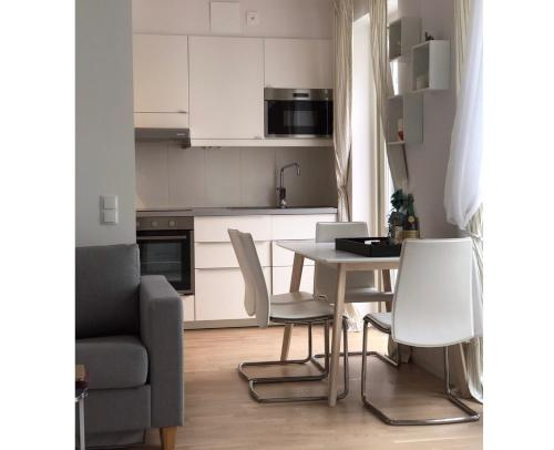 Sweden Urban Apartment