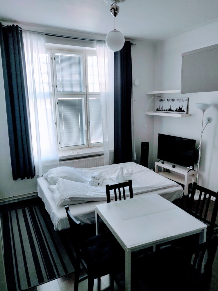 Helsinki city centre classic studio&loft