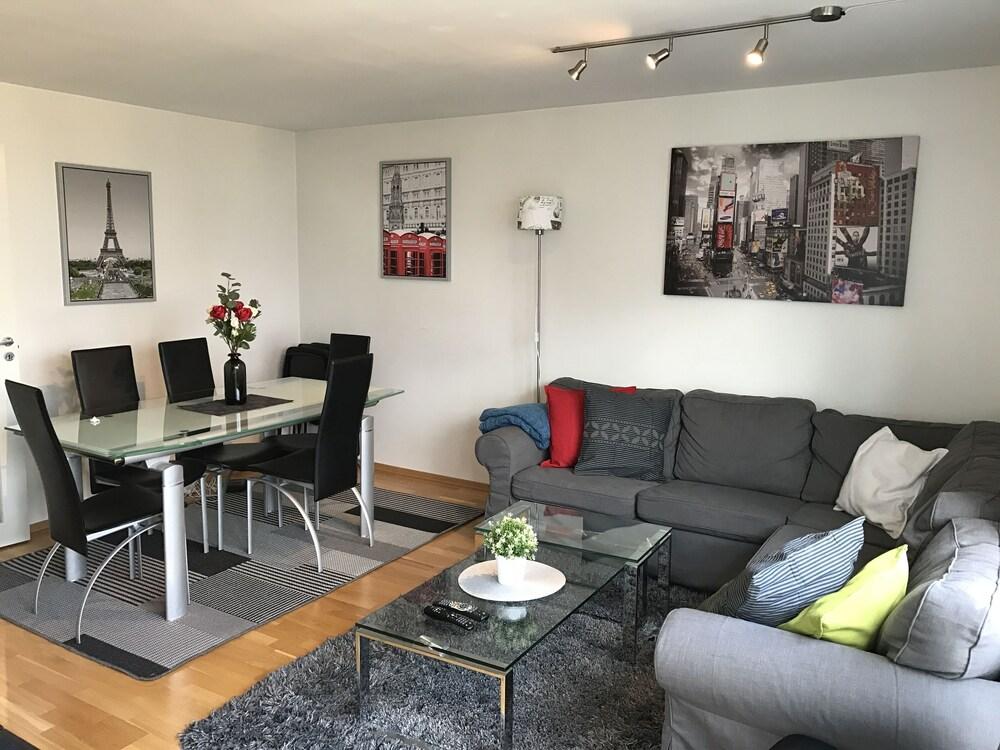 Sonderland Apartments Margit Hansens gate 5