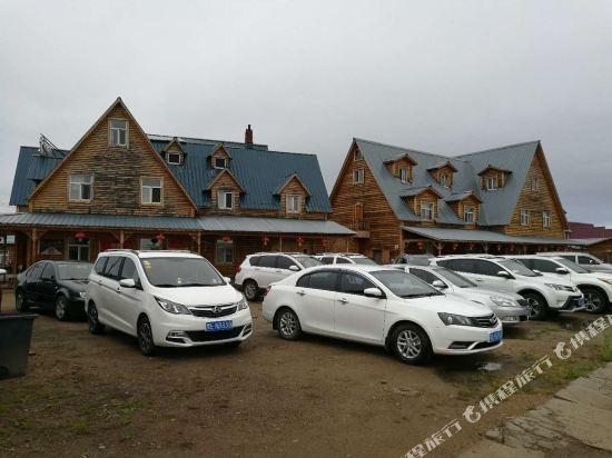Gallery image of Ergune Enhe E Qing Moutain Villa