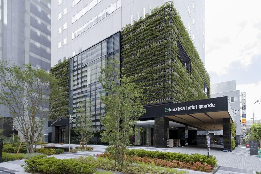 karaksa hotel grande Shin Osaka Tower