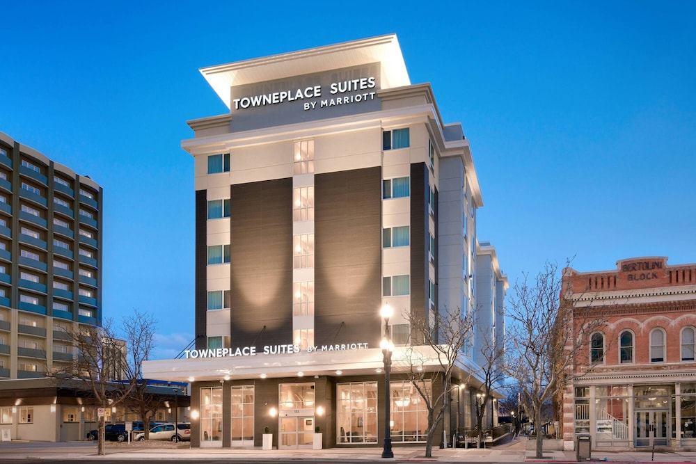 Towneplace Suites Salt Lake City Downtown