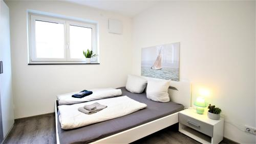 Barrier free apartment with private parking