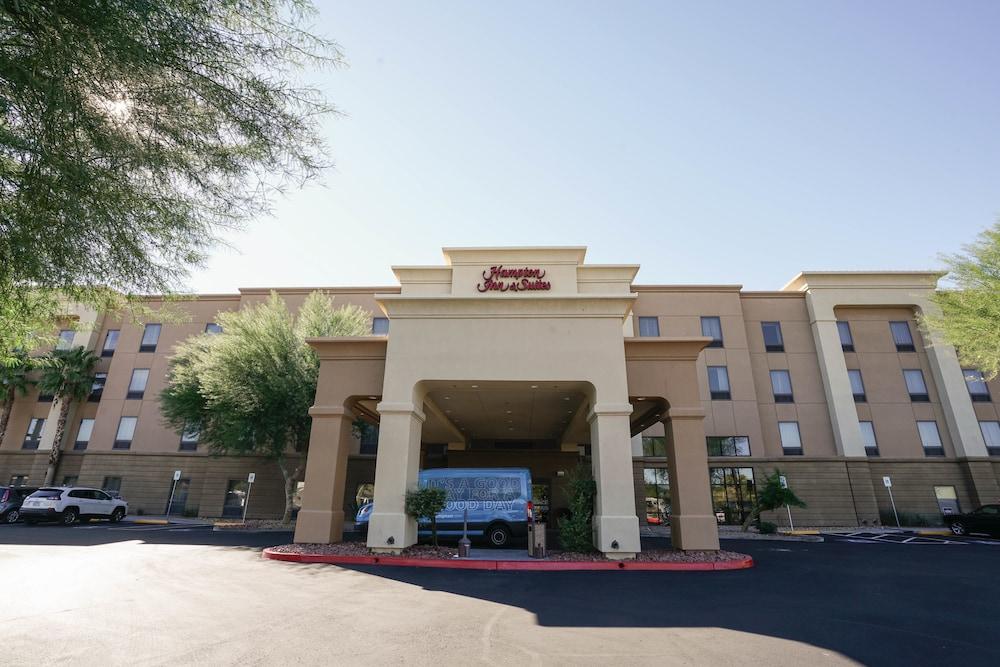 Hampton Inn & Suites Las Vegas Airport
