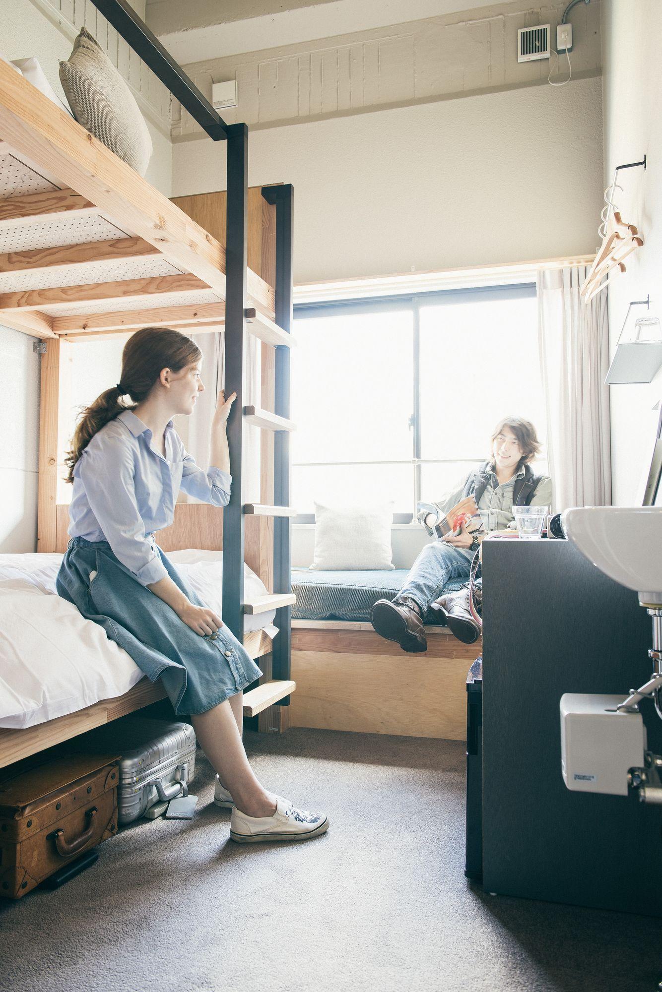 The Share Hotels Hatchi Kanazawa Hostel