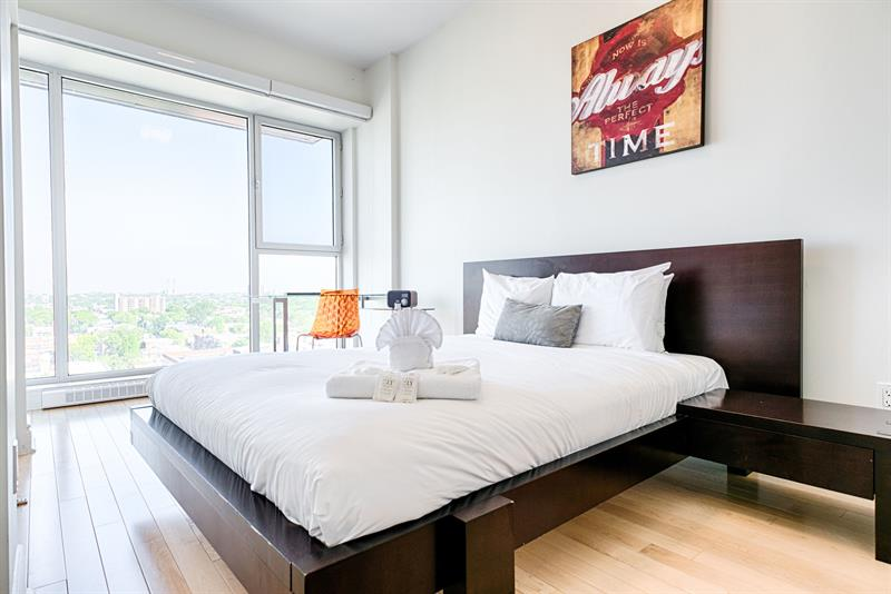Smart 1BR in Downtown MTL by Sonder