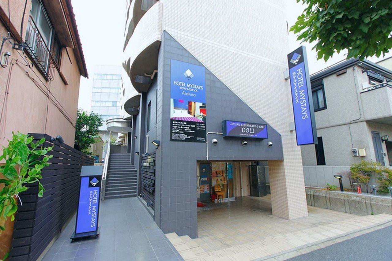 Hotel MyStays Asakusa