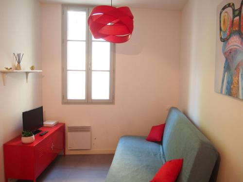 Studio cosy Situé quartier Ecusson St Roch