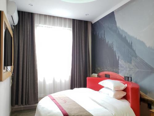 Thank Inn Plus Hotel Jiangxi Nanchang Qingyunpu District Jinggangshan Avenue Xufang Passenger Station