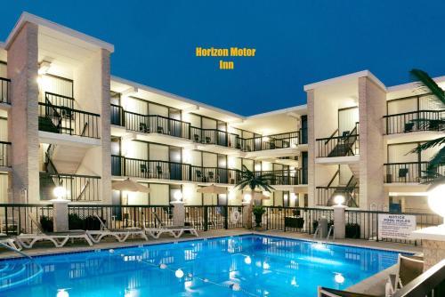 Gallery image of Horizon Motor Inn