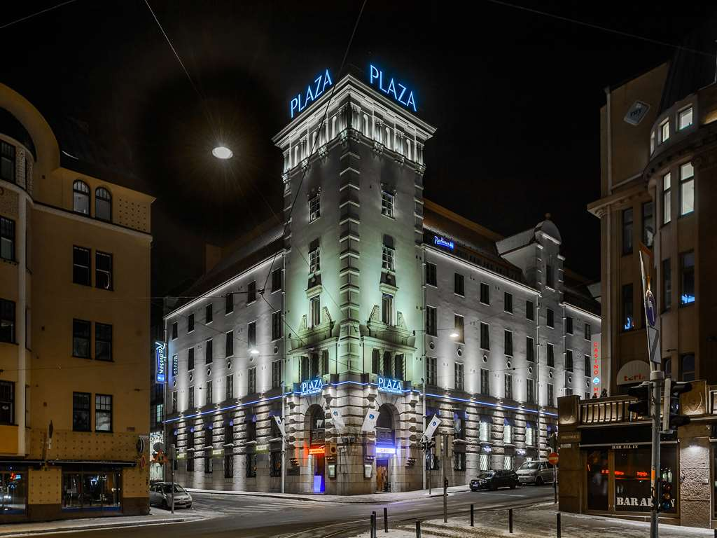 Radisson Blu Plaza Hotel Helsinki
