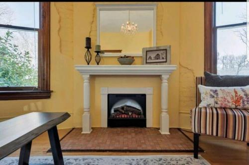 Victorian Suite bordering Liberty Park and Downtown SLC