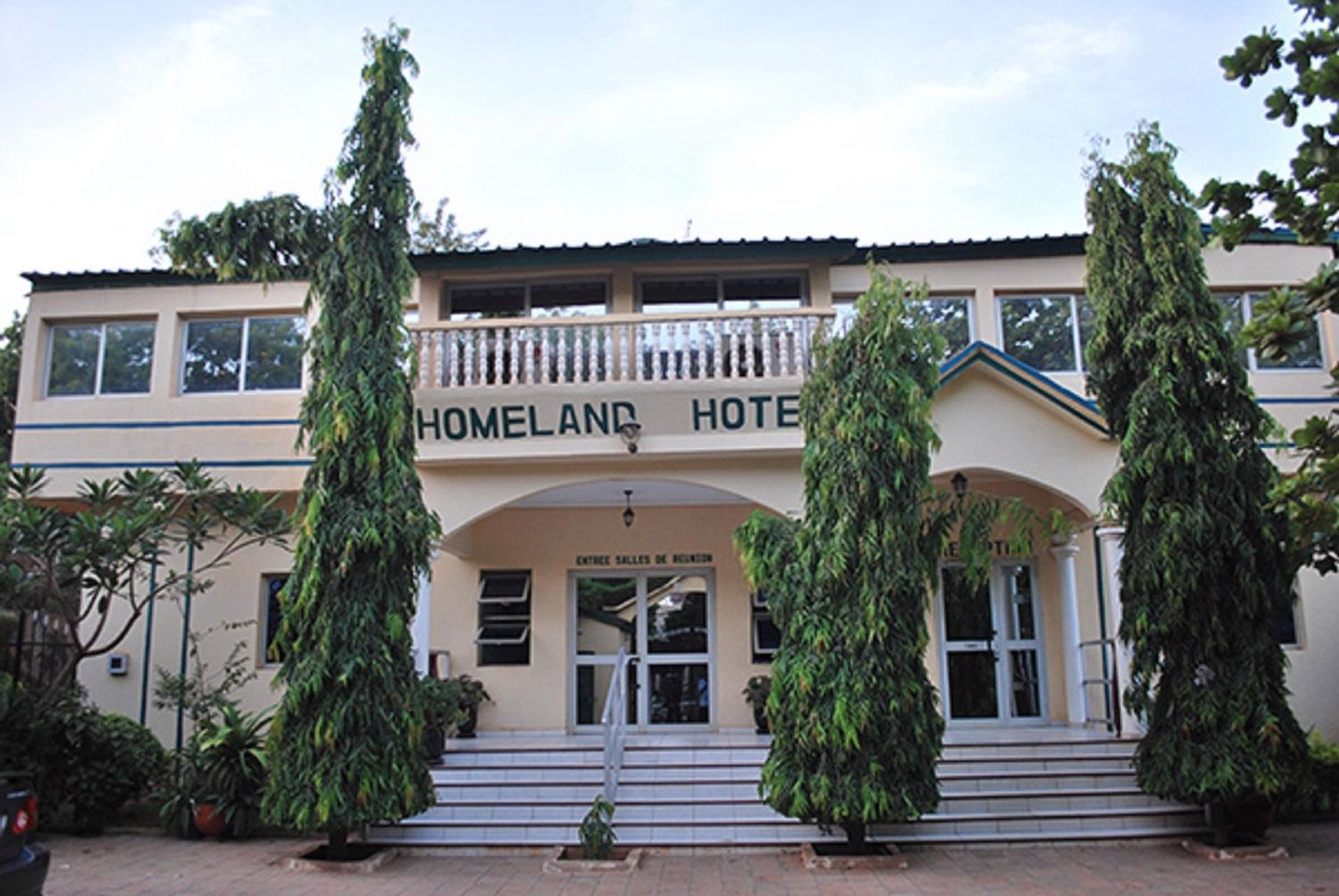 Gallery image of Homeland Hotel