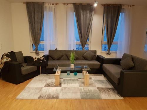 Tubinger Apartment in Stuttgart center