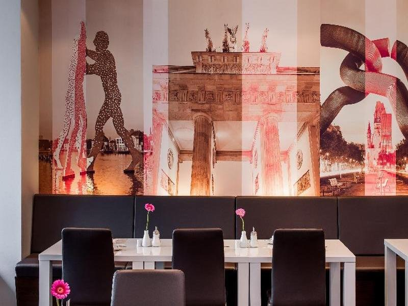 Mercure Berlin Alexanderplatz (مركور برلین آلکساندرپلاتز) Restaurant