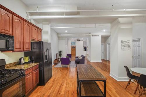Superb Large 3BR Apt In Northern Liberties