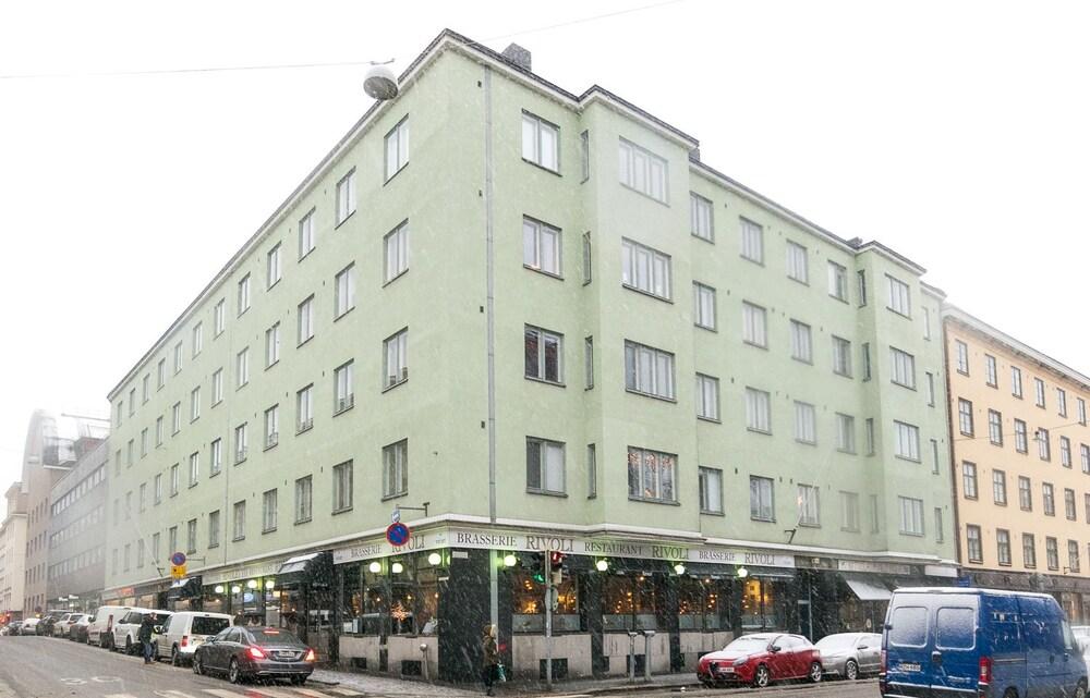 Aurora Guest Apartments Albertinkatu