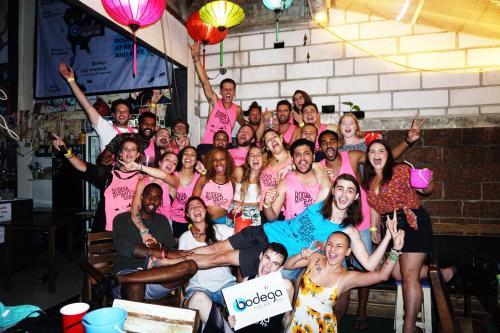 Bodega Bangkok Party Hostel Adults Only