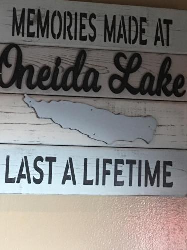 Cleveland NY Oneida Lake