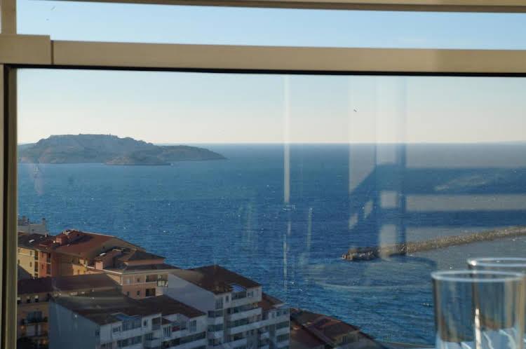 T1 Vue Panoramique Mer & Iles Frioul