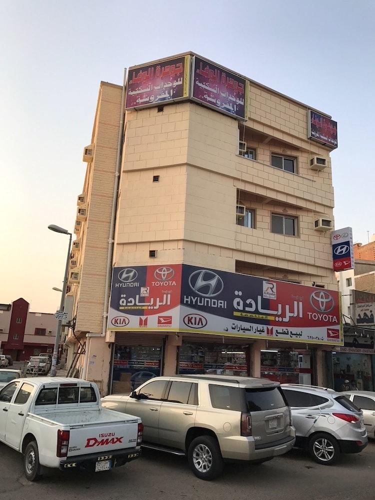 Johart Alwafa Furnished Apartments