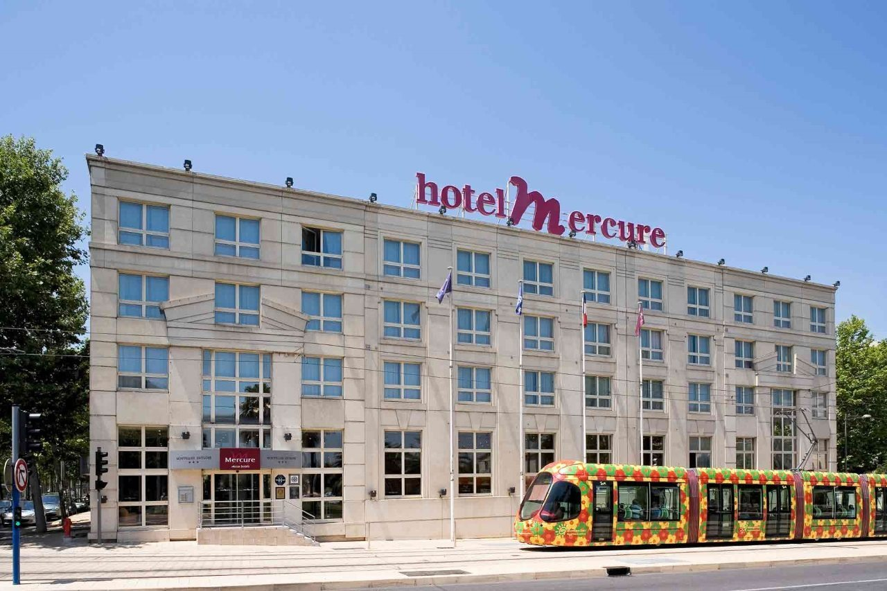 Mercure Montpellier Centre Antigone