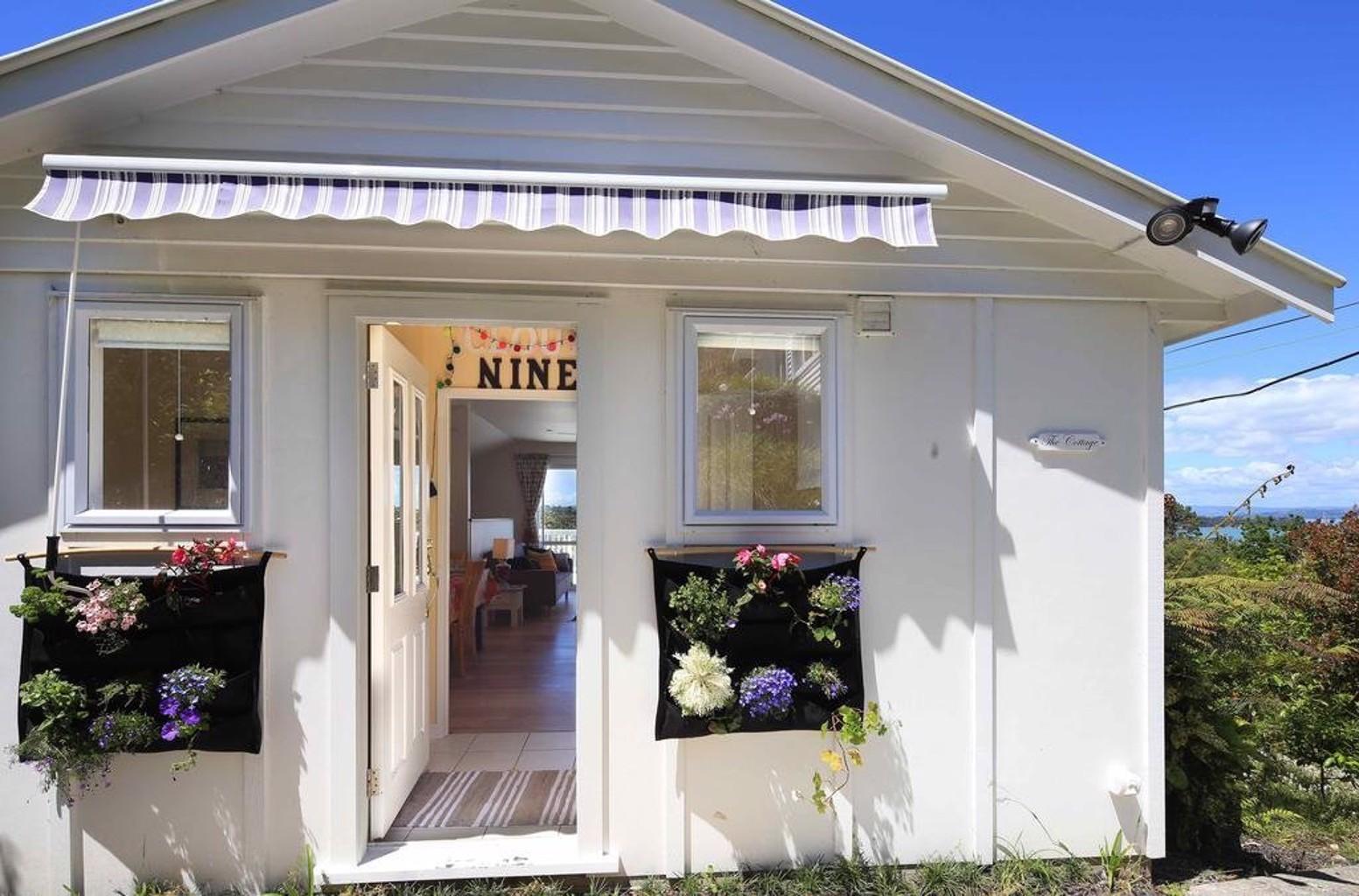 Cloud Nine Cottage Waiheke